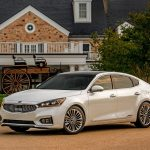 2017 Kia Cadenza: Revolutionary Road