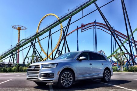 2017 Audi Q7 3.0T: Great Adventures
