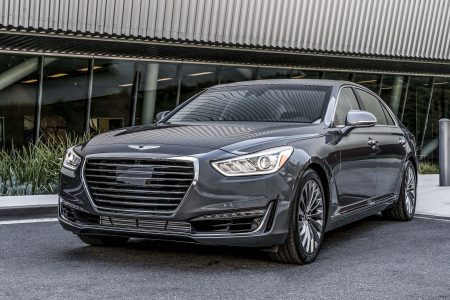 2017 Genesis G90: Virtuous Aspirations