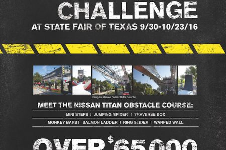 Titan of Texas Challenge!