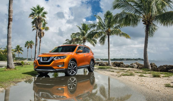 Introducing the 2017 Nissan Rogue