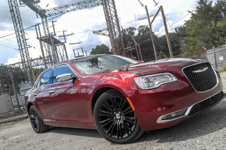 2015 Chrysler 300C: The Powerfully Smooth Operator