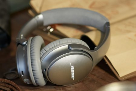 Bose QuietComfort 35 Wireless Headphones: Noise Cancellation Optimized