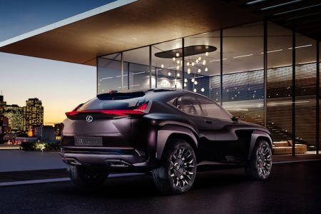 Lexus UX Concept to be Revealed at the 2016 Paris Motor Show