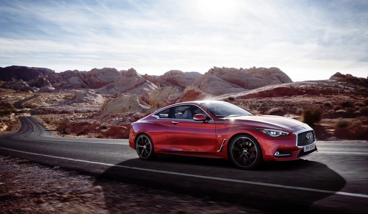 2017 INFINITI Q60 Sports Coupe: The Tyger