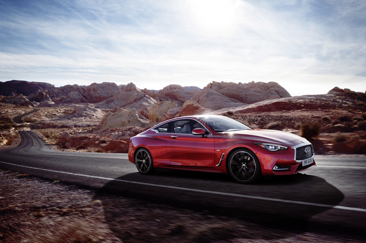 The All New 2017 INFINITI Q60, A Style Leader Since Its Original Inception,