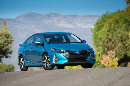 2017 Toyota Prius Prime: Green Mobility Defined