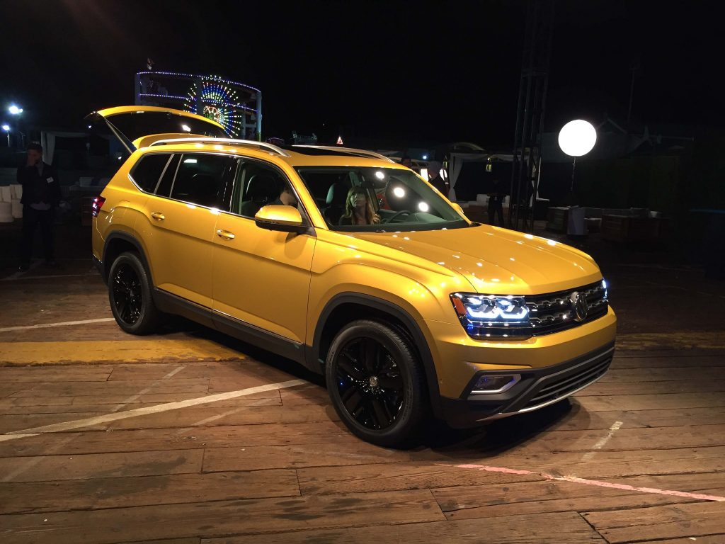 2018 Volkswagen Atlas: American Heart and Soul | AUTOMOTIVE RHYTHMS