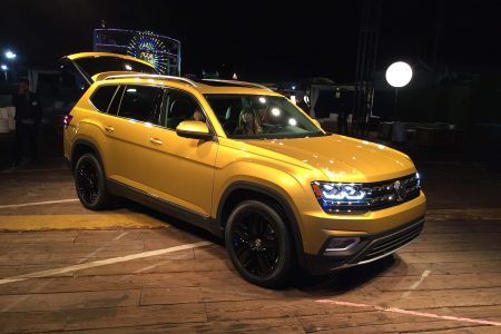 2018 Volkswagen Atlas: American Heart and Soul