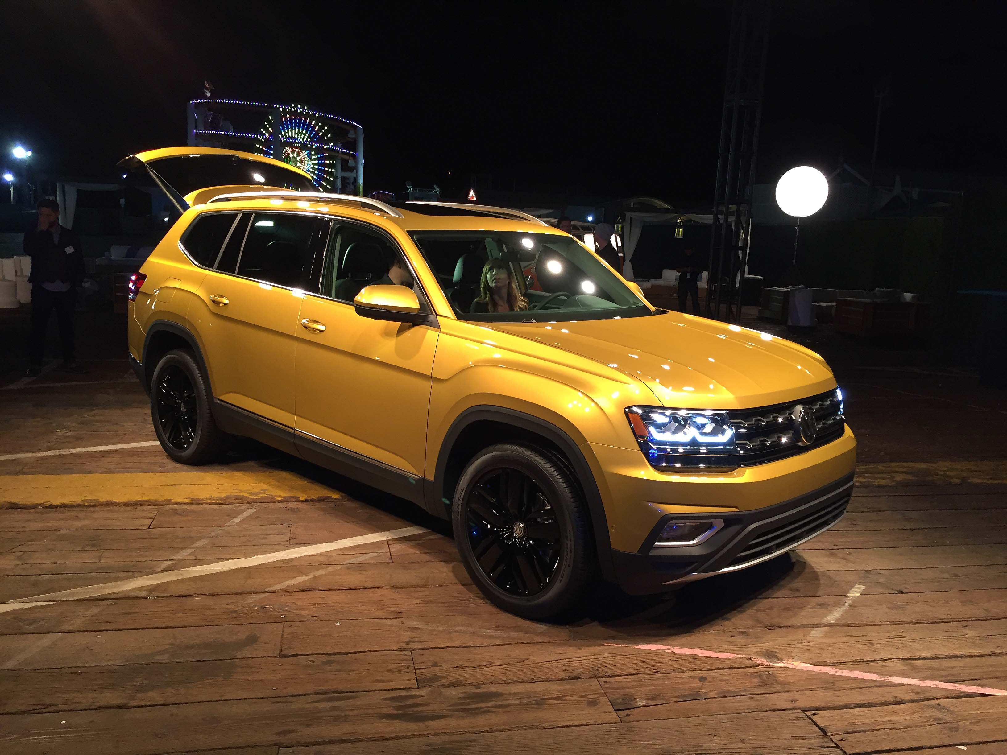 2018 Volkswagen Atlas American Heart And Soul