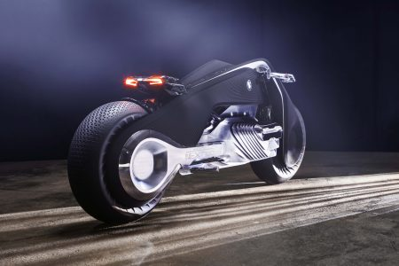 BMW Motorrad VISION NEXT 100 Making of Video