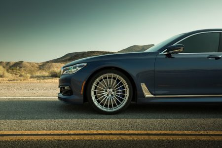 The all-new BMW ALPINA B7 xDrive