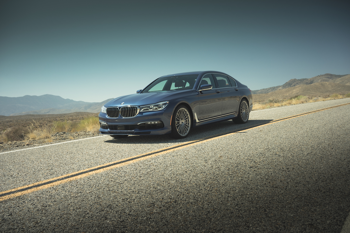 The All New Bmw Alpina B7 Xdrive Automotive Rhythms