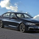 The first ever 2018 BMW M550i xDrive