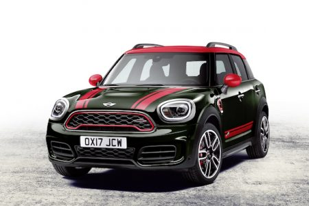 the new MINI John Cooper Works Countryman