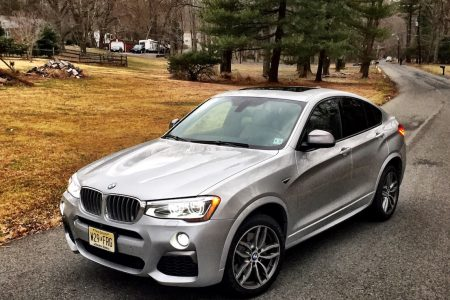 2017 BMW X4 M40i: X-Rated Fun