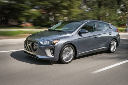2017 Hyundai Ioniq Electric, Hybrid & Plug-in Hybrid: Green Envy