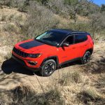 2017 Jeep Compass: Small Impact