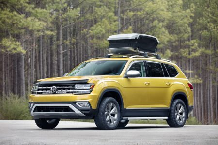 2018 Volkswagen Atlas Weekend Edition