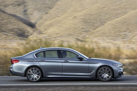 2017 BMW 5 Series: Yesterday a Vision, Today a Reality