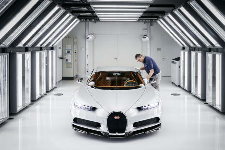 Visit the Molsheim Dream Factory for the Bugatti Chiron