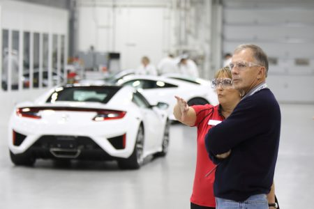 Exclusive Access to the Making of a Supercar: Acura Launches 'NSX Insider Experience' for Owners