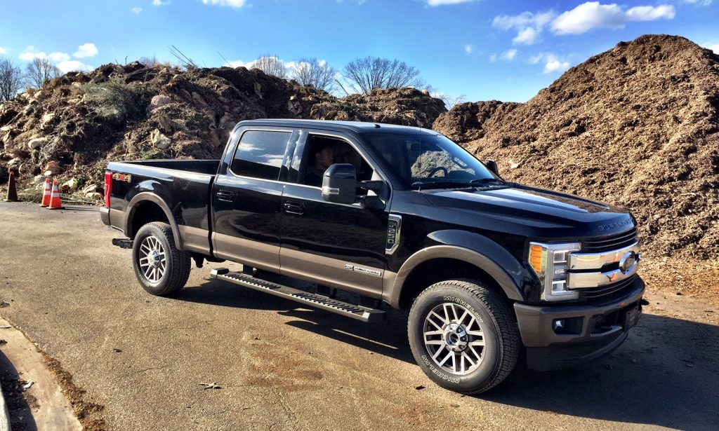 2017 ford f 250 4 4 crew cab king ranch ridiculously durable automotive rhythms. Black Bedroom Furniture Sets. Home Design Ideas