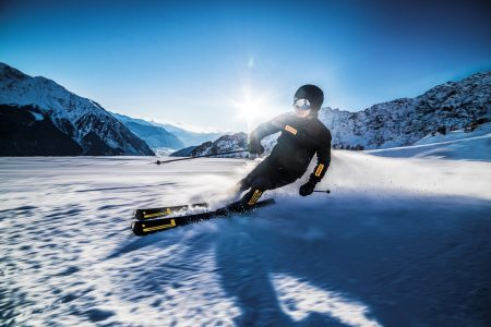 Pirelli Design introduces limited edition skis