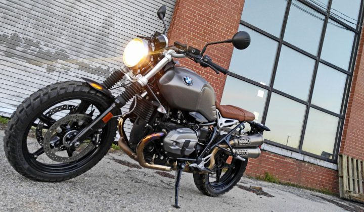 2017 BMW R nineT Scrambler: Your Unique Path to Adventure