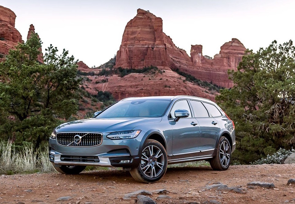2017 volvo v90 cross country t6 awd a proper off road. Black Bedroom Furniture Sets. Home Design Ideas