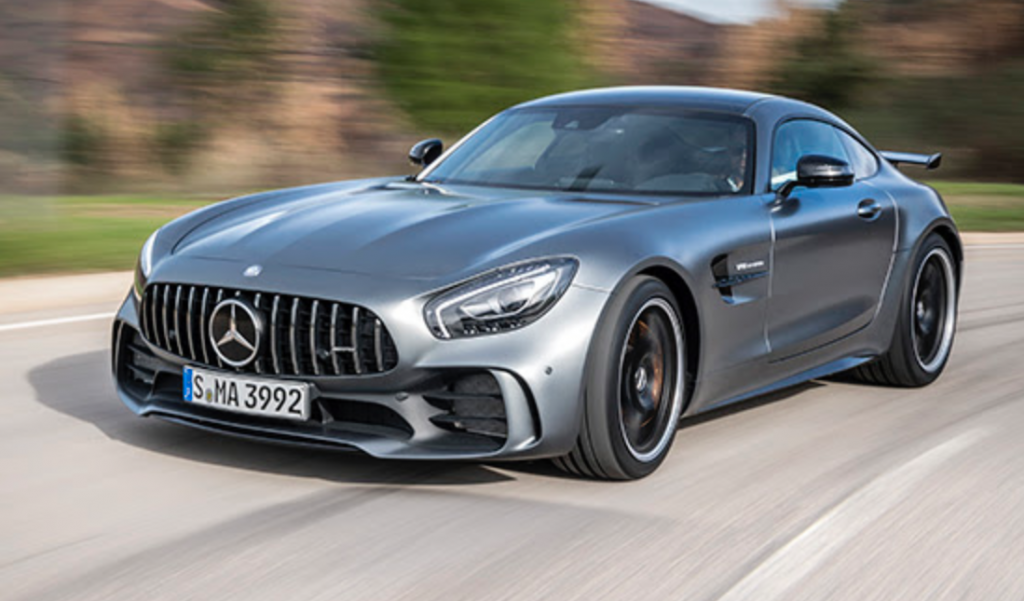 2018 amg gt r coupe price announced automotive rhythms for Mercedes benz amg gt coupe price