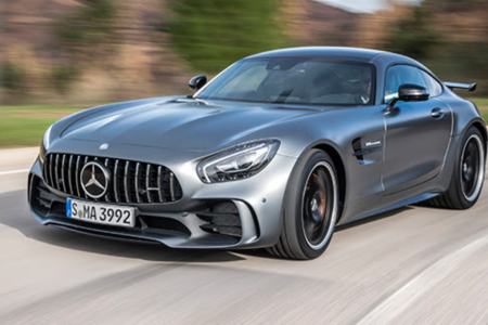 2018 AMG GT R Coupe Price Announced