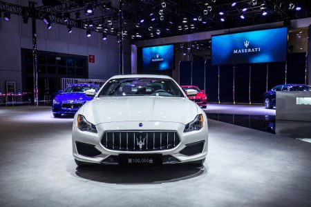 Maserati Celebrates 100,000th Car Delivery at Auto Shanghai 2017