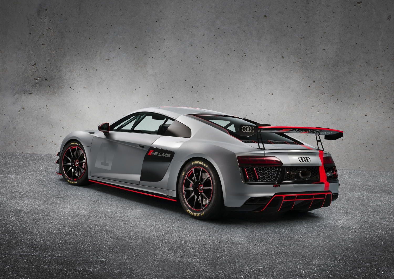 Consequently, The First Customers Will Be Able To Receive The New Audi R8  LMS GT4 Before The End Of The Year.
