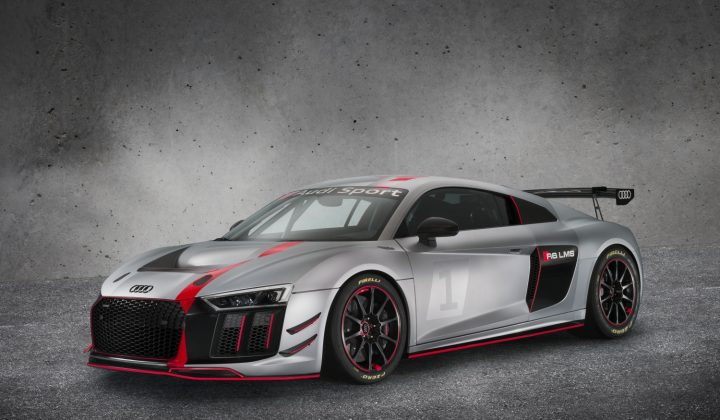 New Audi R8 LMS GT4: Audi Sport customer racing headed for growth