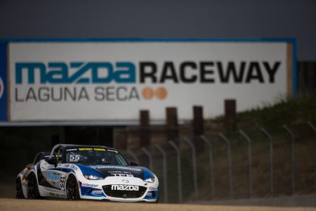 Mazda Extends Partnership Agreement for Mazda Raceway Laguna Seca