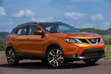 2017 Nissan Rogue Sport: Fundamentally Courageous