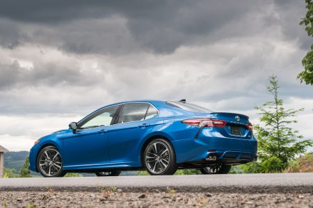 2018 Toyota Camry XSE: Consistent Nobility
