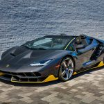 First Lamborghini Centenario Roadster Delivered Worldwide