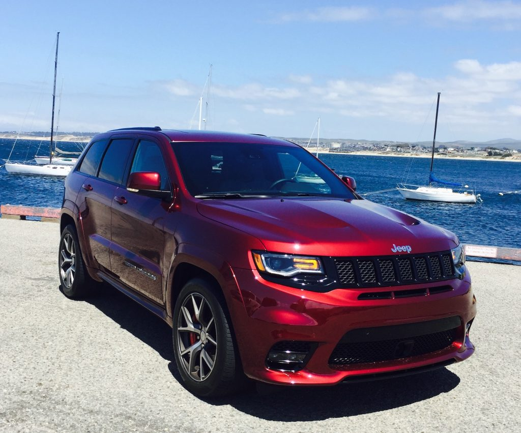 2017 jeep grand cherokee srt cali roots certified. Black Bedroom Furniture Sets. Home Design Ideas