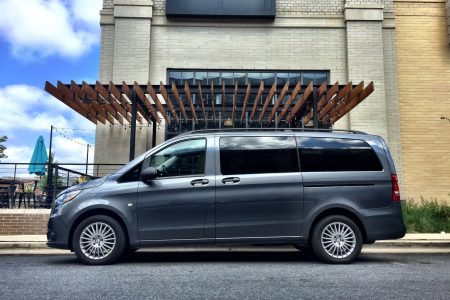 2017 Metris Passenger Van: Holiday Weekend Special