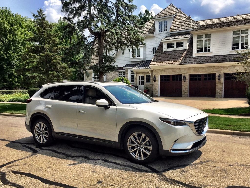 2017 mazda cx 9 freedom of expression automotive rhythms. Black Bedroom Furniture Sets. Home Design Ideas