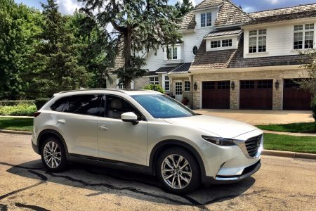 2017 Mazda CX-9: Freedom of Expression