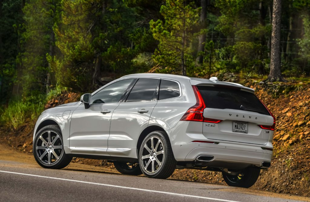2018 Volvo Xc60 T8 E Awd Inscription Safety Technology Amp Electrification Automotive Rhythms
