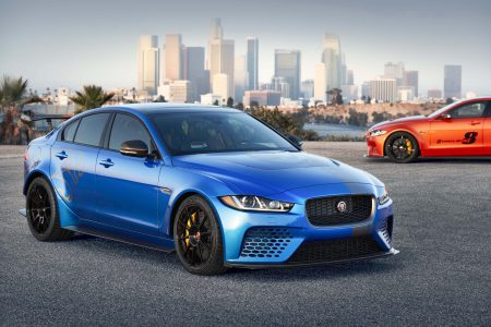 Jaguar XE SV Project 8: A Star is Born