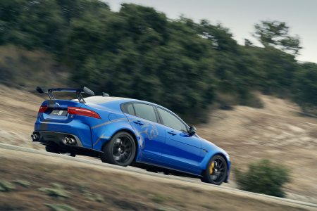 Design Video: The Jaguar XE SV Project 8