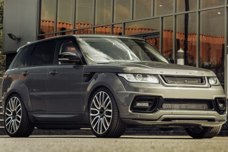 Range Rover Sport 4.4 SDV8 Diesel Autobiography Dynamic Pace Car
