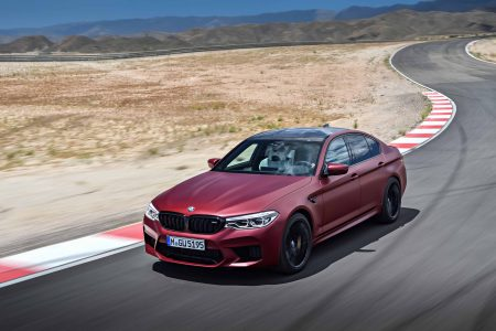All-New 2018 BMW M5 Video