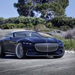 Vision Mercedes-Maybach 6 Cabriolet: Design Video & Photo Gallery