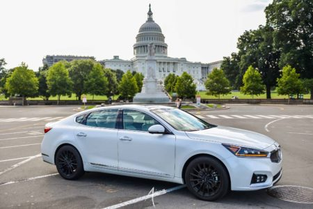 2017 Kia Cadenza Limited: An Automotive Rhythms Four Season Experience